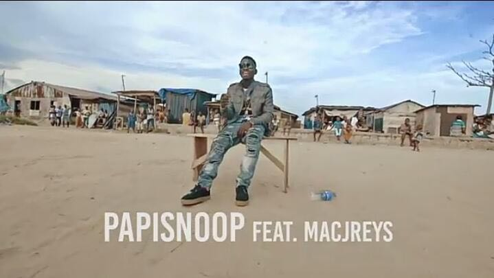 VIDEO: Papisnoop Ft. Macjreyz – Street Taking Over