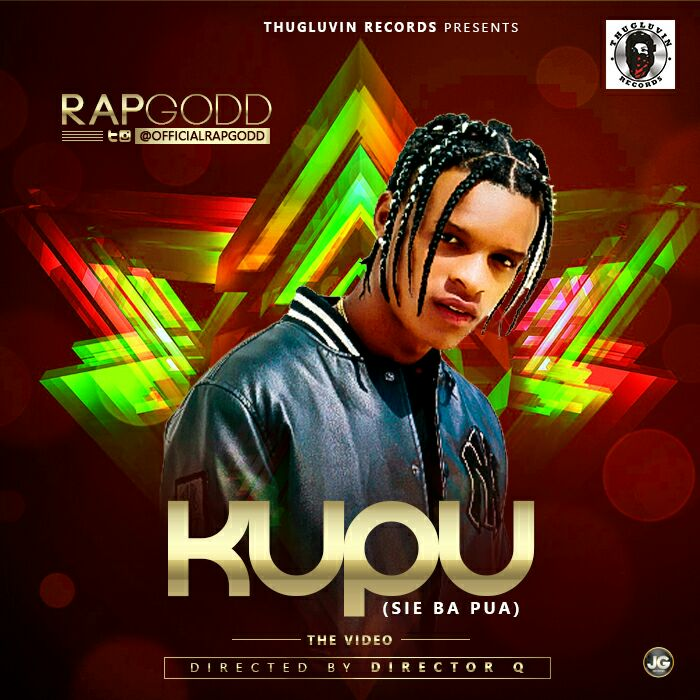 VIDEO: RapGodd – Kupu (Sie Ba Pua)