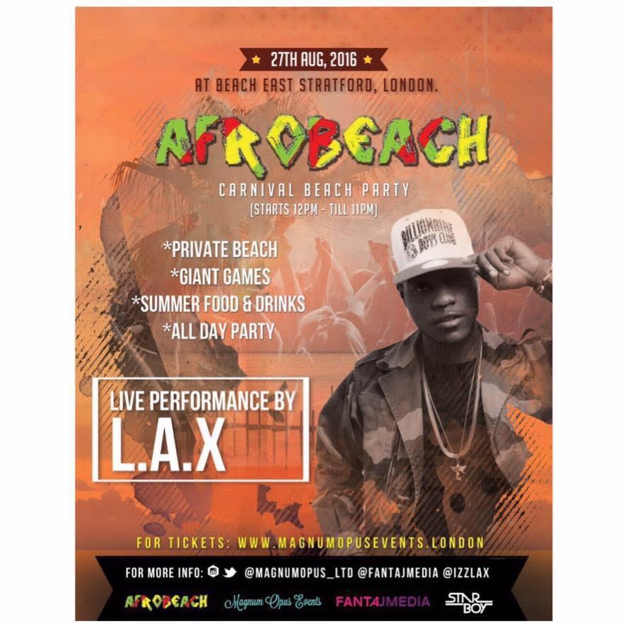 L.A.X AfroBeach