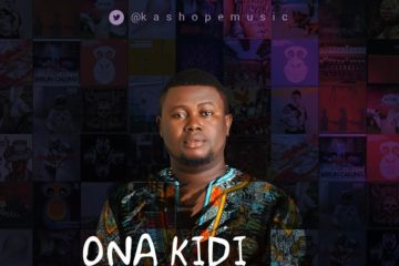 Kashope – Ona Kidi (prod. ID Cabasa)