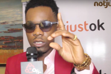 Notjustok TV: Patoranking Explains Reason behind #GOE Album Title