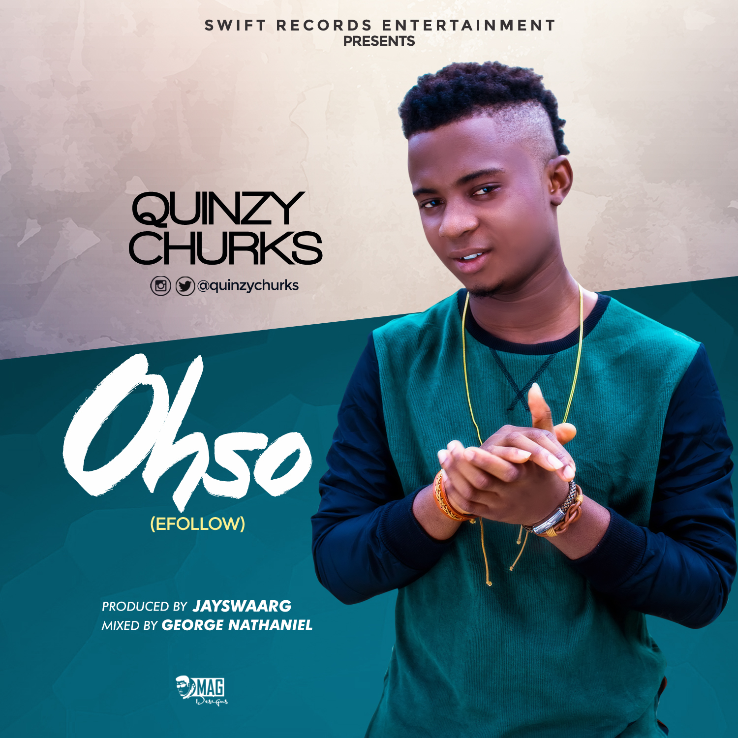 Quinzy Churks – Ohso (E Follow)