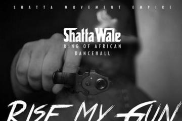 Shatta Wale – Rise My Gun (Prod. DJ Breezy)