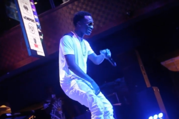 VIDEO: Ayo Jay Performs At Blitz Radio One Showcase