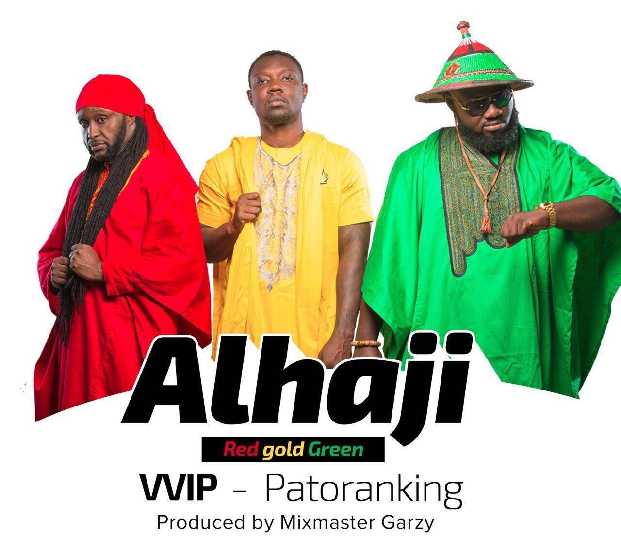 VVIP Patoranking Alhaji Art