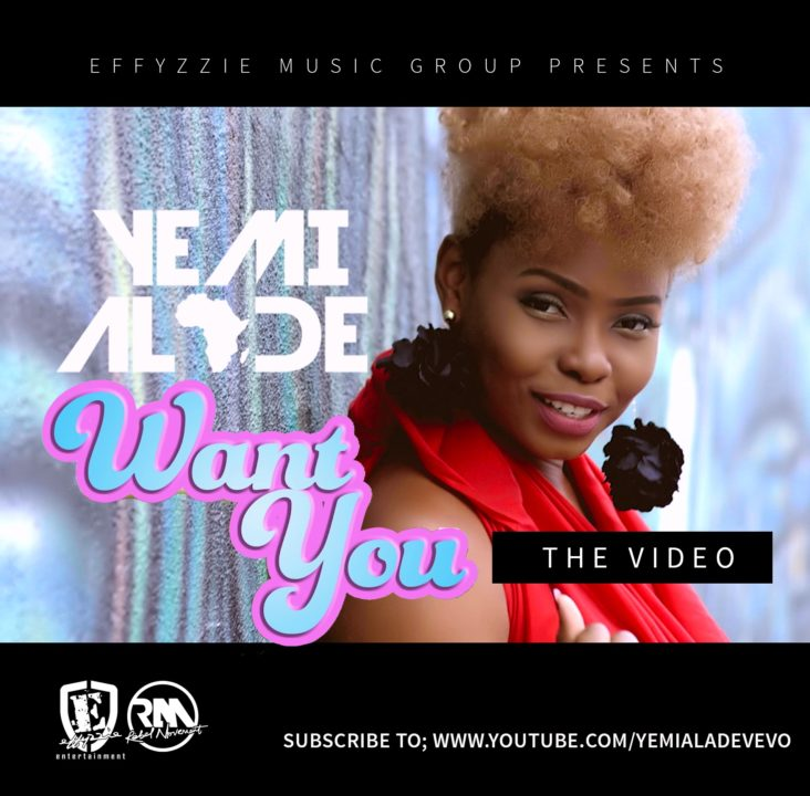 VIDEO: Yemi Alade - Want You