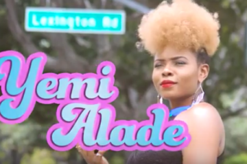 VIDEO: Yemi Alade – Want You (Teaser)