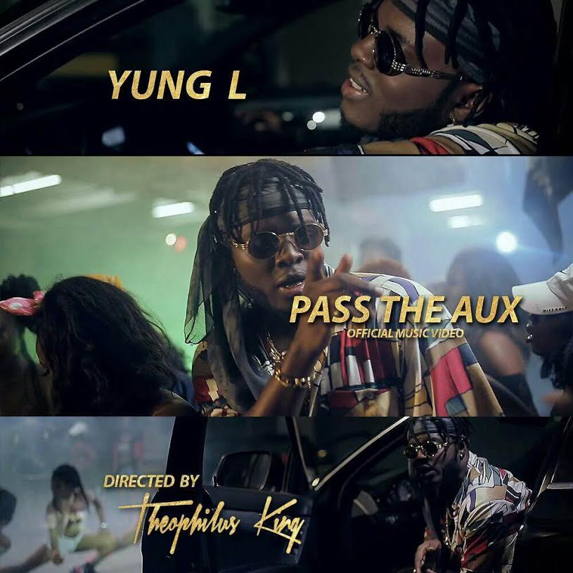Yung L Pass The Aux video