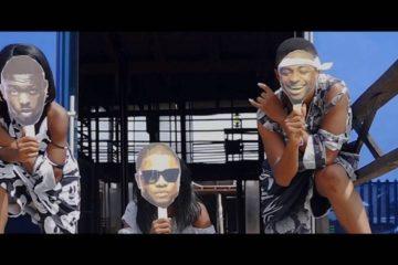 VIDEO: Skales ft Timaya x Davido x GGB Dance Crew – Ajaga