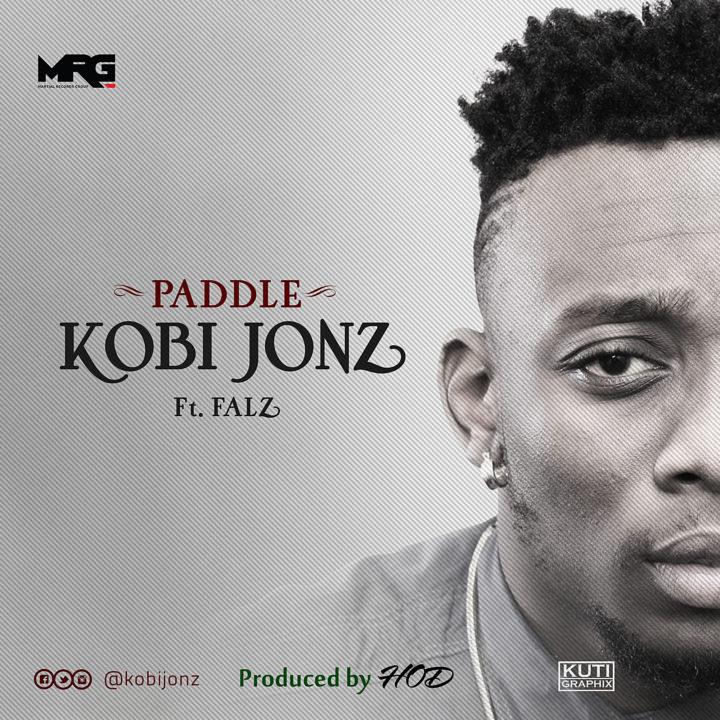 Kobi Jonz ft. Falz - Paddle