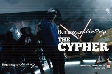 VIDEO: Hennessy Cypher 2016 – Vector x Dremo x AO x Obadice x Blaqbonez