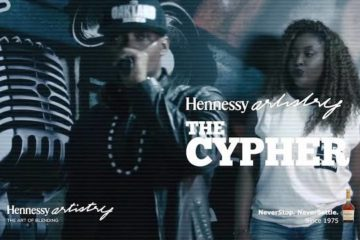 VIDEO: Hennessy Cypher 2016 ft. Terry Tha Rapman x Kel x Godwon x Overdose x Mr Markn