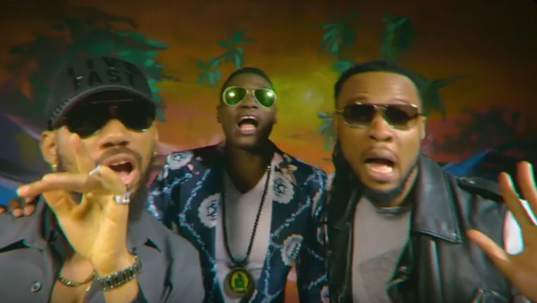 VIDEO Premiere : Sound Sultan ft. Phyno & Flavour - African Lady