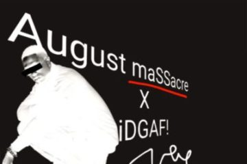 Vector – iDGAF | August Massacre