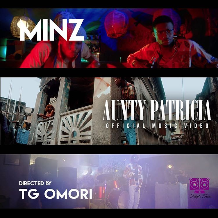 VIDEO: Minz - Aunty Patricia