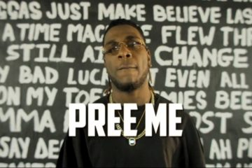 VIDEO: Burna Boy – Pree Me