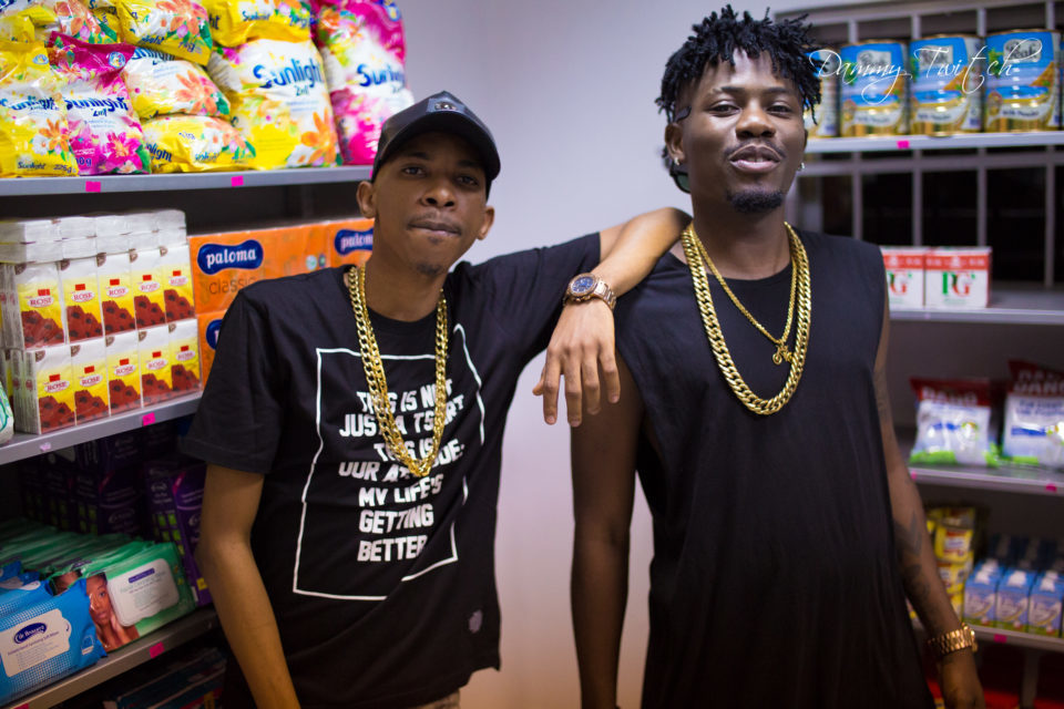 VIDEO: DJ Consequence ft. YCee - In A Benz