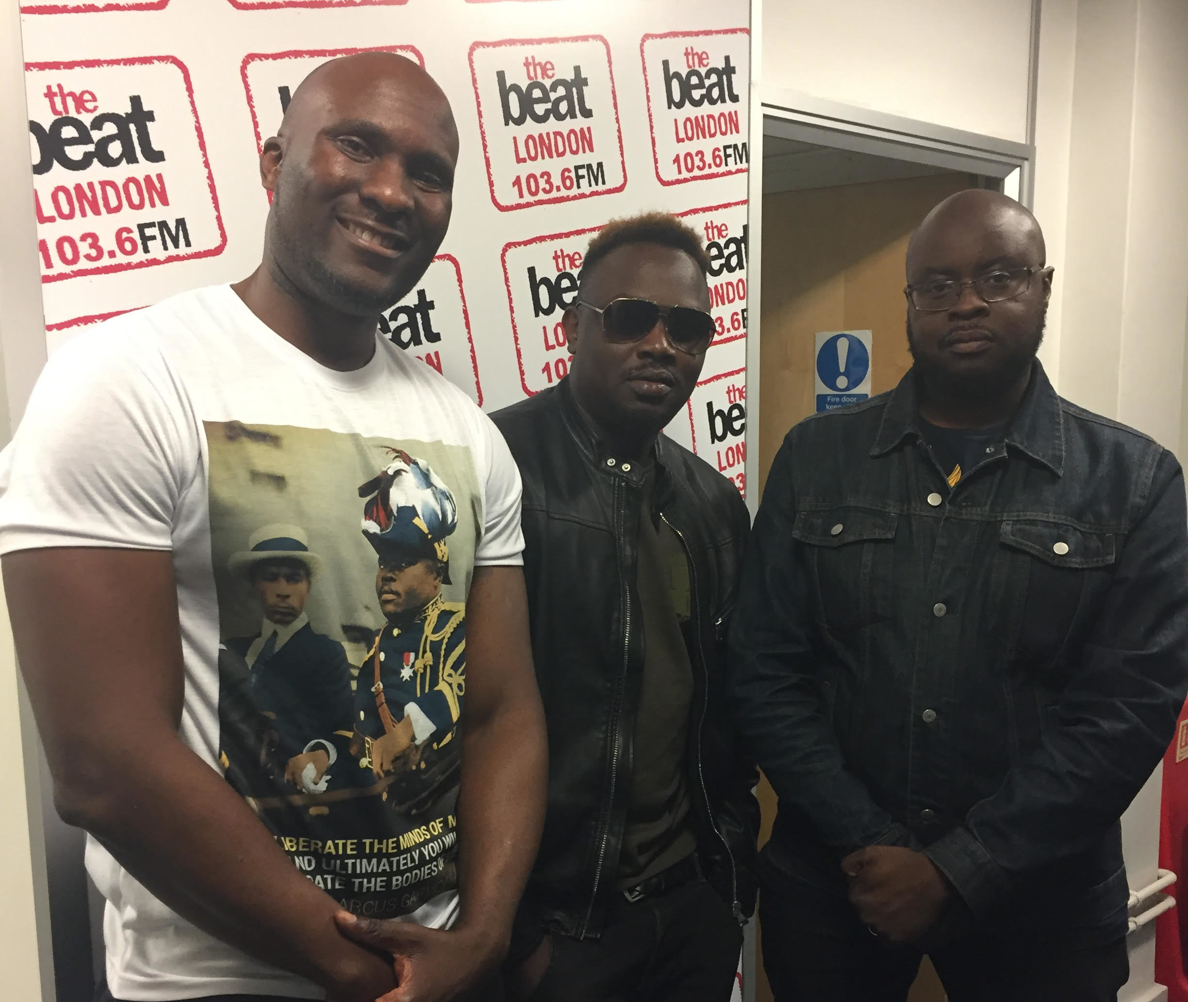 Afrohits On The Beat London, 103.6FM Featuring Dr Sid (22/09/16)