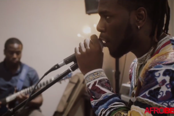 VIDEO: Burna Boy Home Coming Concert | Rehearsal Session