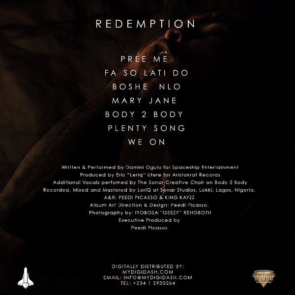 Burna Boy_Redemption_EP_Back