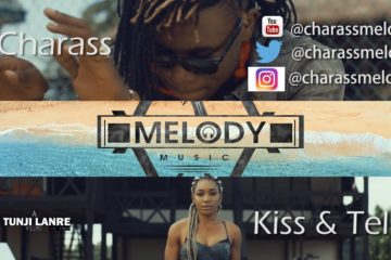 VIDEO Premiere: Charass – Kiss & Tell