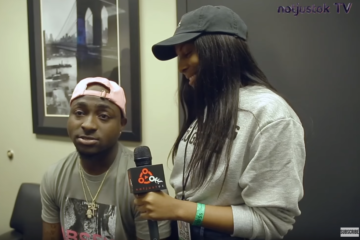 "Notjustok TV: Davido Sheds Light on New Single ""How Long"" ft. Tinashe, Collaborations w/ Young Thug, Trey Songz, New EP"