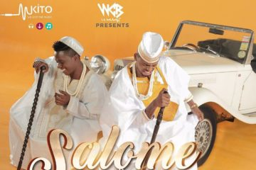 VIDEO: Diamond Platnumz ft. Rayvanny – Salome