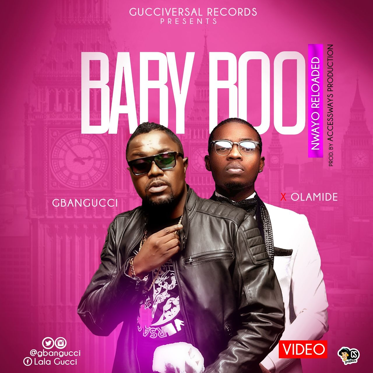 VIDEO: Gbangucci ft. Olamide – Baby Boo Nwayo Reloaded