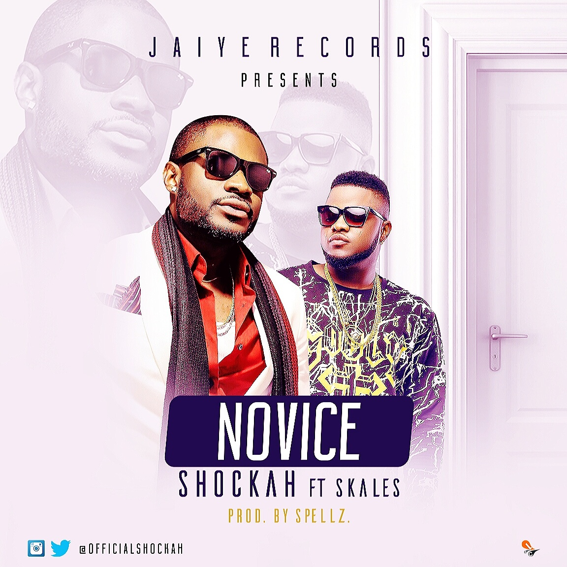 Shockah ft. Skales - Novice