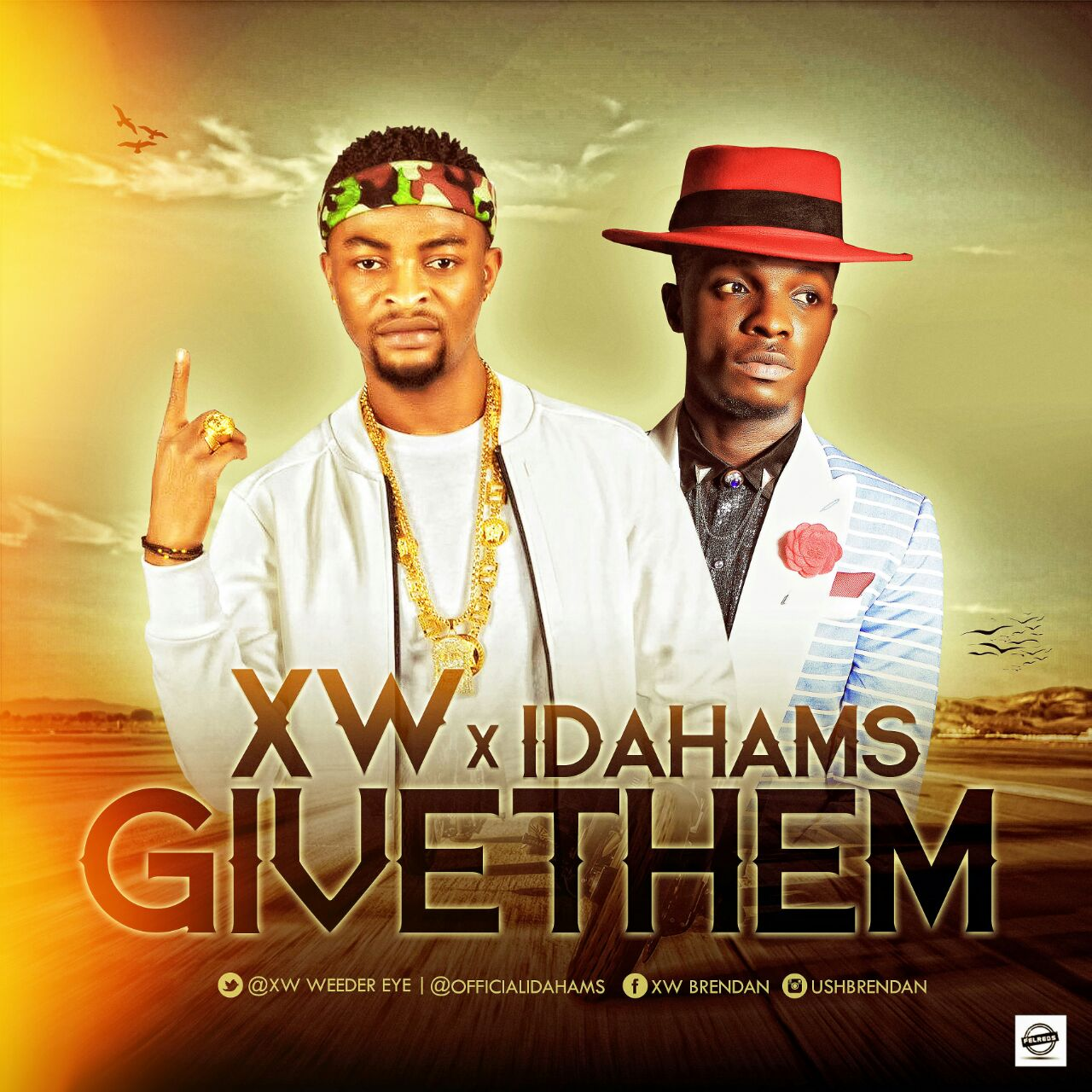 XW – Give Them Ft. Idahams