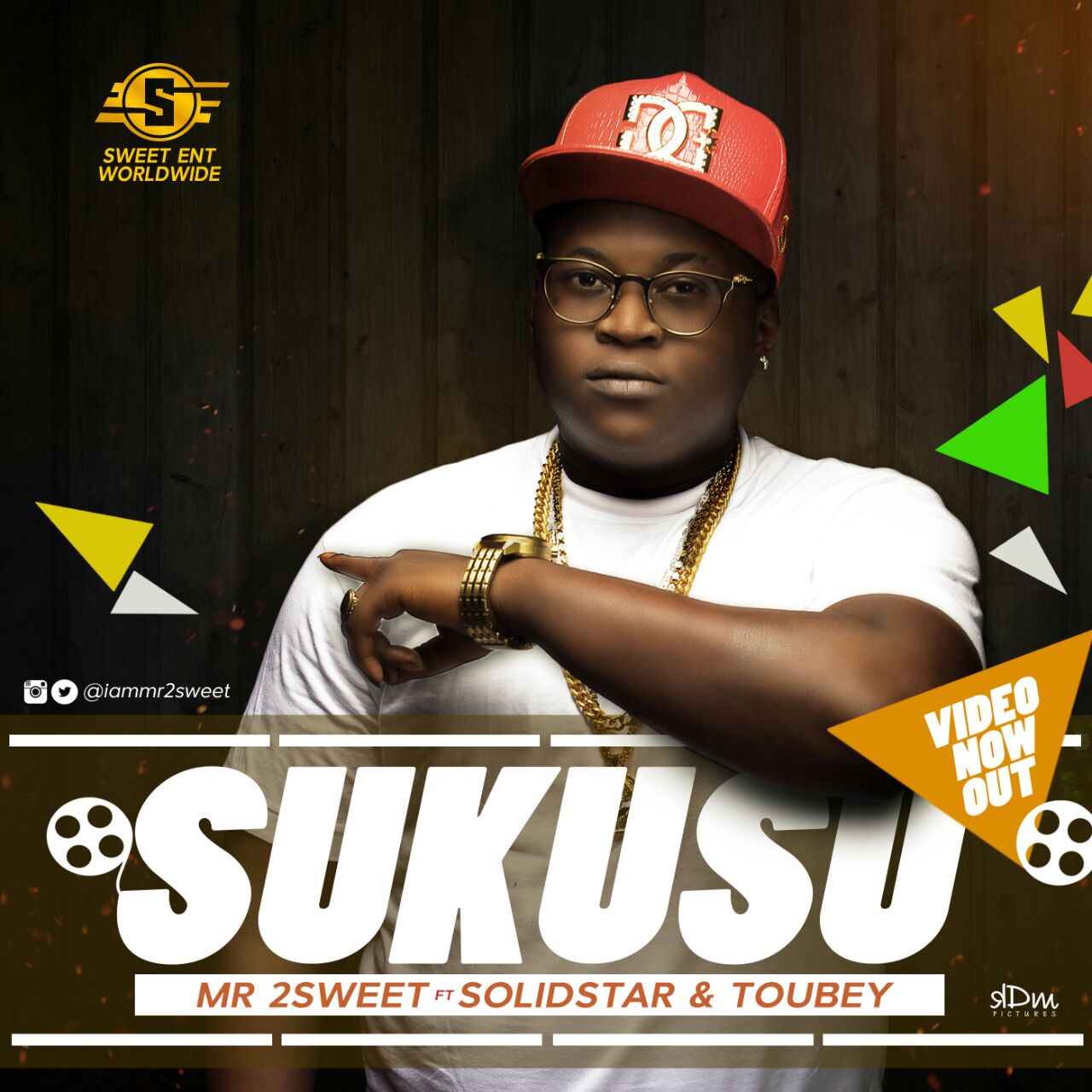 VIDEO: Mr 2Sweet - Sukusu ft. Solid Star & Toubey