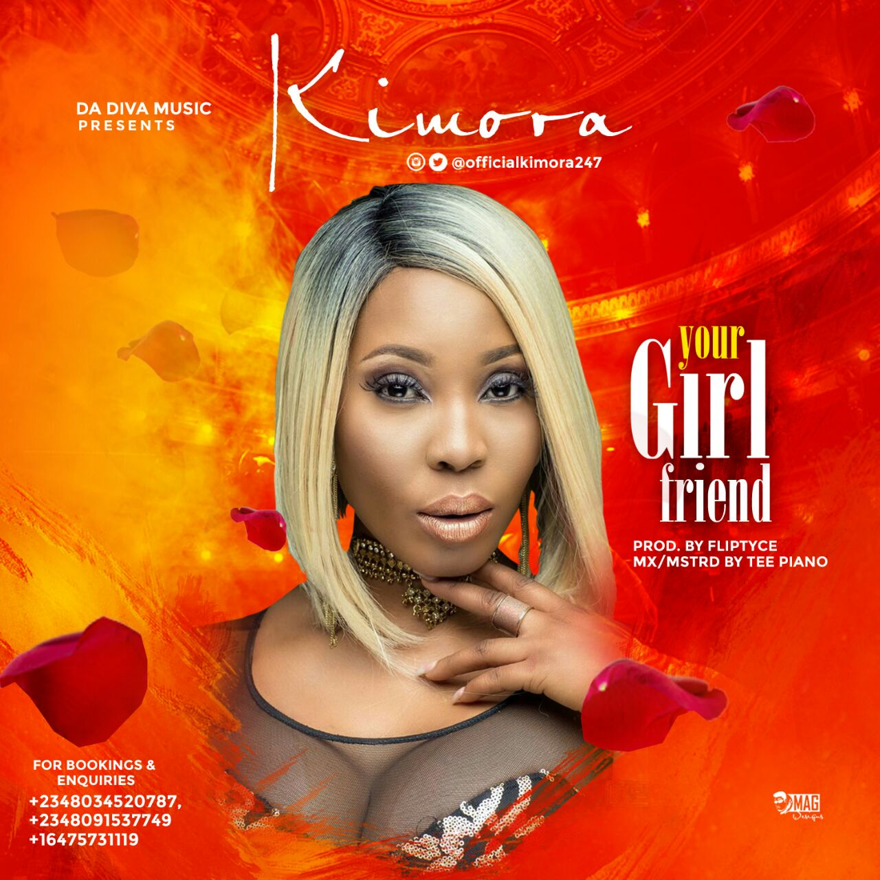 VIDEO: Kimora – Your Girlfriend