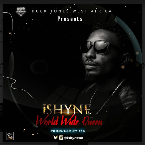 iShyne – Worldwide Queen