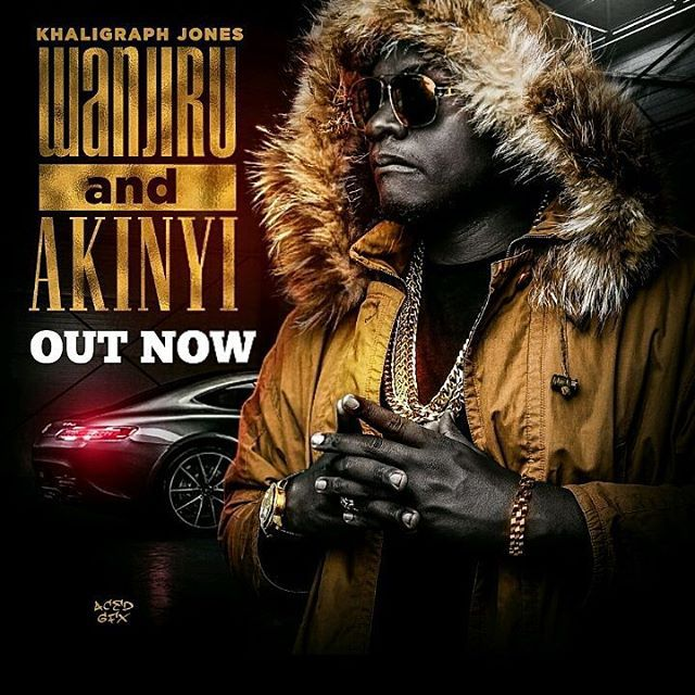 Khaligraph Jones Wanjiru Akinyi Art