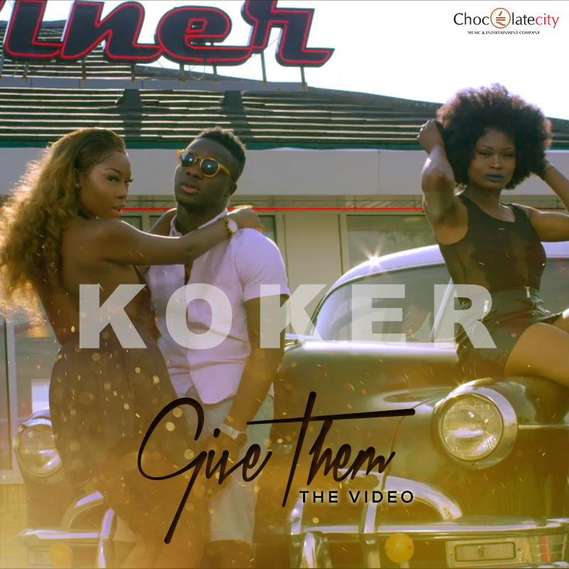 Koker Give Dem Art