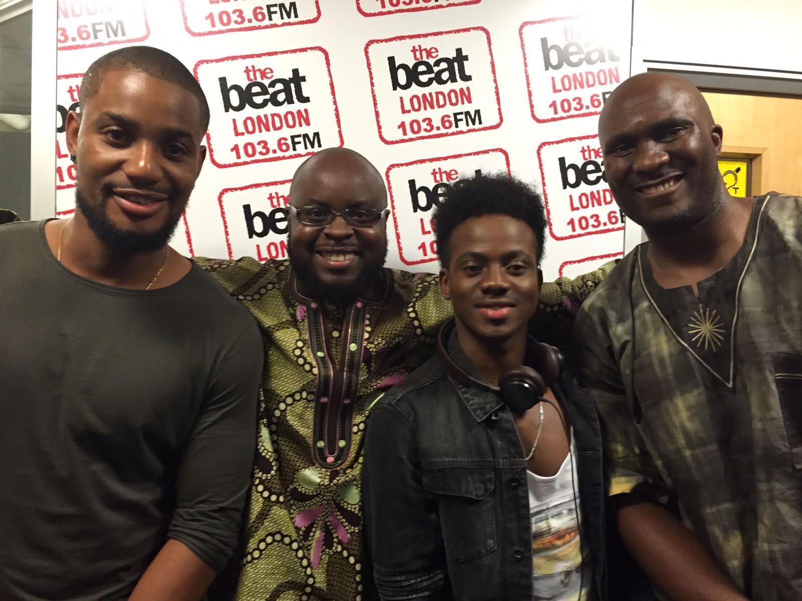 Korede Bello Alex Ekubo AfrohitsOnTheBeat