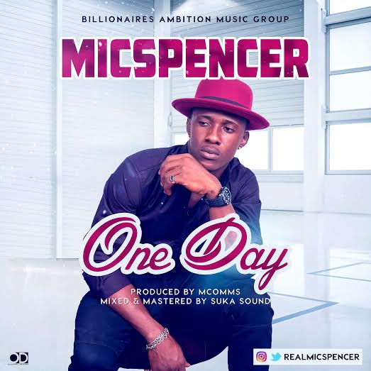 VIDEO: Mic Spencer – One Day