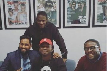 Mystro Pens Deal With Sony ATV | Home ft. The Mahotella Queens