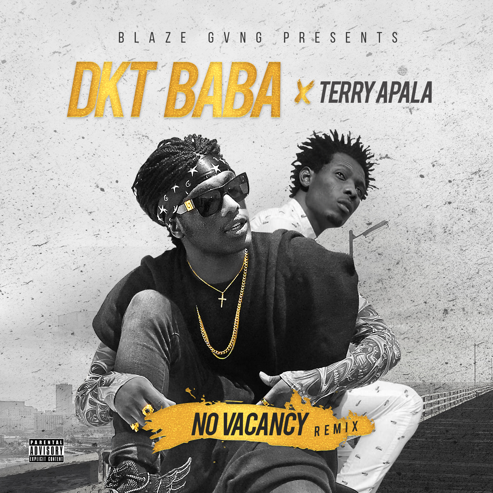 Dkt Baba – No Vacancy Remix ft. Terry Apala