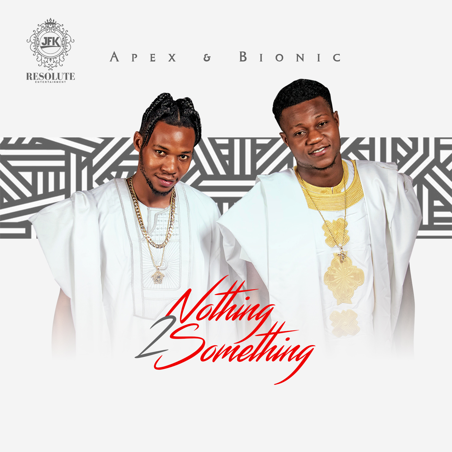 Apex & Bionic – Nothing 2 Something EP