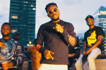 VIDEO: Omar Sterling x Mugeez – Talk Talk