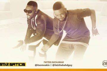 OmoAkin Falz Twerk video feat