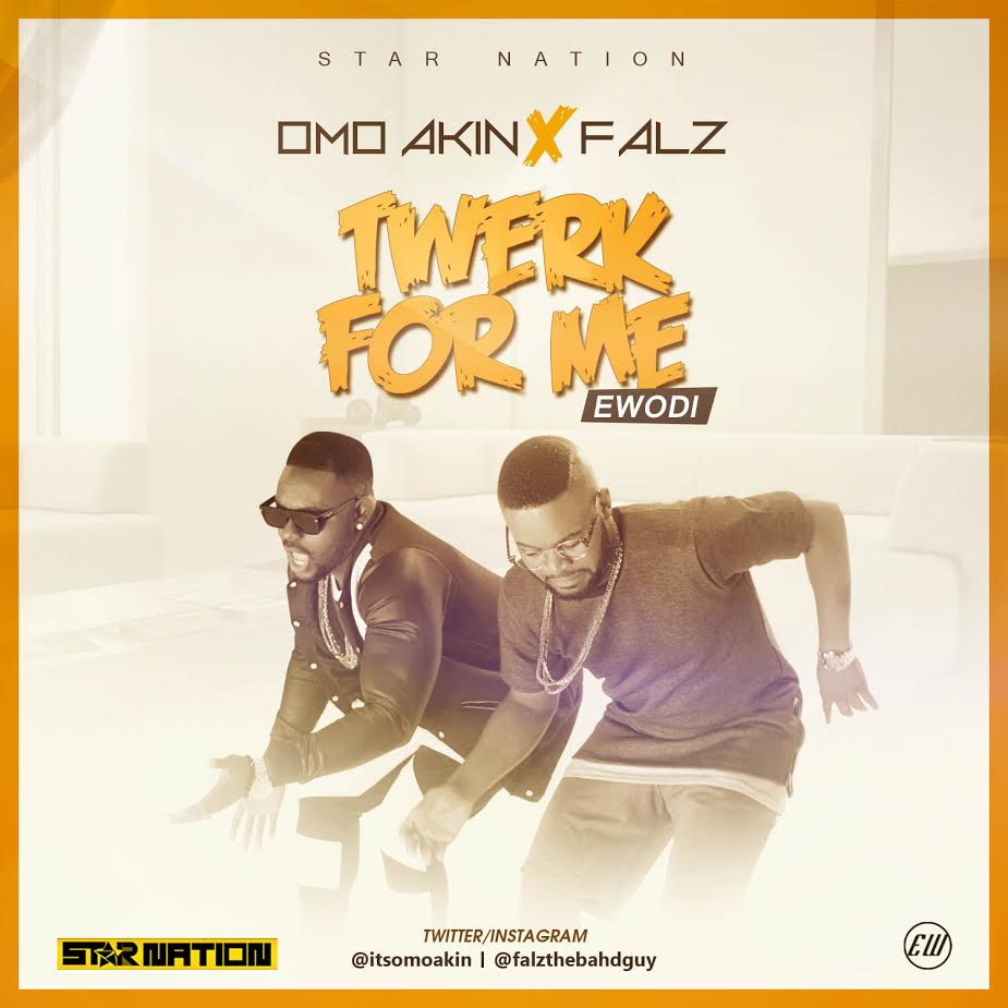 OmoAkin Falz Twerk video