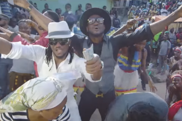 VIDEO Premiere: P-Square – Bank Alert