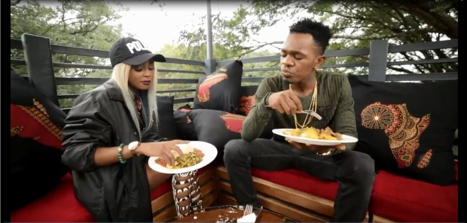 Patoranking and Vanessa