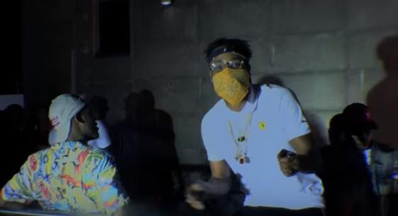 P.R.E - Lagos ft. Yung6ix