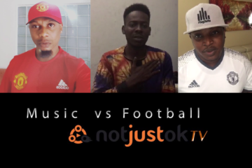 Notjustok TV: eLDee, Reminisce, Adekunle Gold Share Their Expectations For Man Utd This Season | #NJOMusicVsFootball