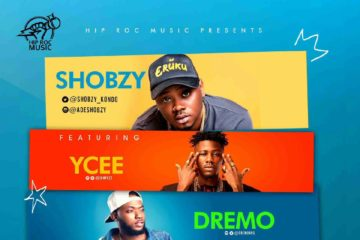 VIDEO: Shobzy – Eruku (Remix) ft. Ycee, CDQ & Dremo