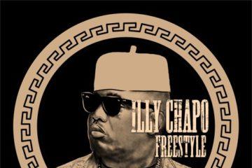 iLLbliss – ILLY Chapo (Freestyle)
