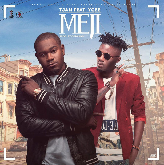 Tjan - Meji ft. Ycee (prod. by Cobhams Asuquo)